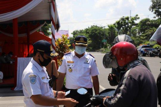 Penjagaan 17 titik perbatasan Surabaya diperketat menjelang Lebaran