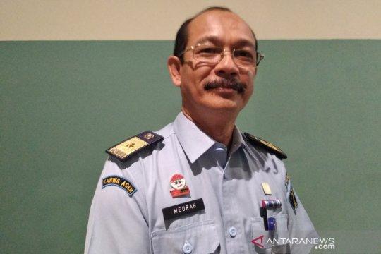 Belasan napi di Aceh bebas setelah dapat remisi hari raya