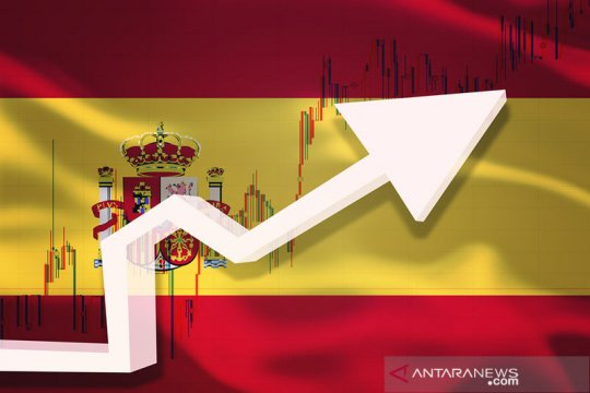 Saham Spanyol bangkit, indeks IBEX 35 ditutup menguat 1,42 persen