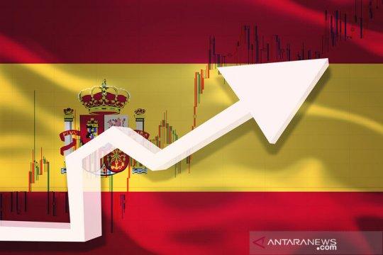 Saham Spanyol berakhir di zona hijau, indeks IBEX 35 naik 0,16 persen