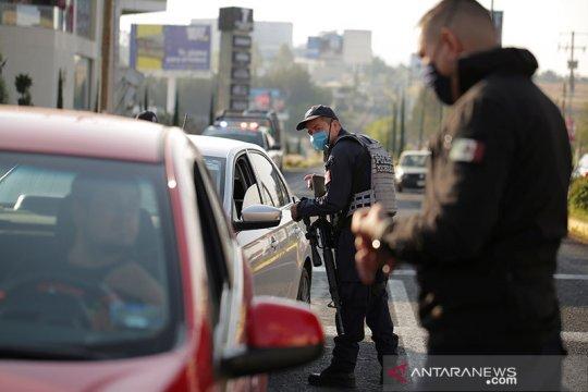 Sepuluh orang tewas dalam serangan di pusat rehabilitasi obat Meksiko