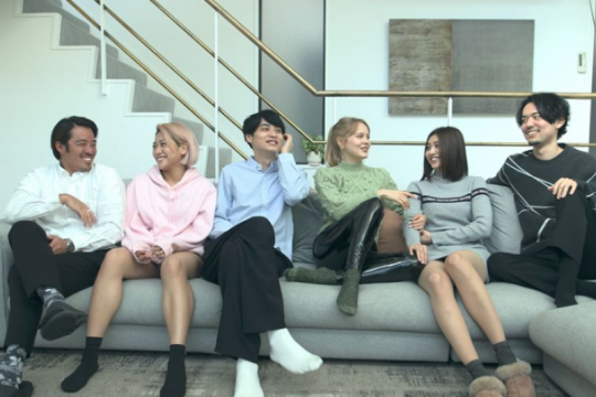 Fuji TV bikin kesepakatan pengadeganan dengan anggota Terrace House