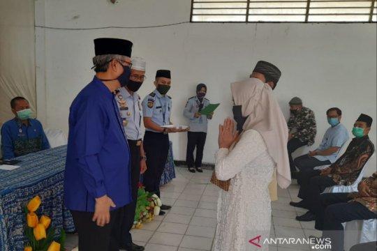 995 warga binaan Lapas Banjarmasin terima remisi Lebaran