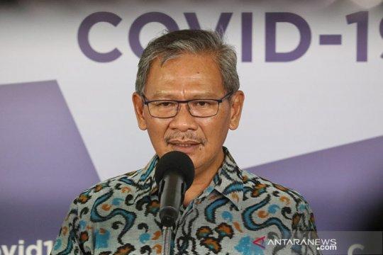 Pasien sembuh dari COVID-19 terus meningkat menjadi 5.402 orang