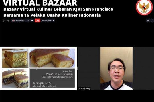 KJRI San Francisco selenggarakan bazar virtual kuliner Lebaran