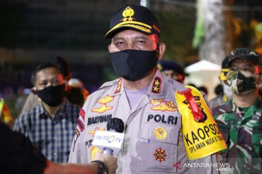 Kapolda Sumut: Tiada tempat bagi pelaku kejahatan di Sumatera Utara