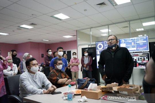 Dompet Dhuafa catat peningkatan dana zakat dan infak selama Ramadhan