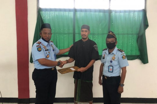 120 orang narapidana di Lapas Ambon dapat remisi Idul Fitri