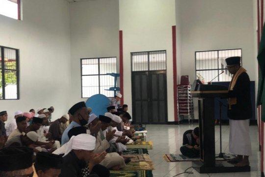 Kanwil Kemenkumham Sumsel beri remisi 7.530 narapidana