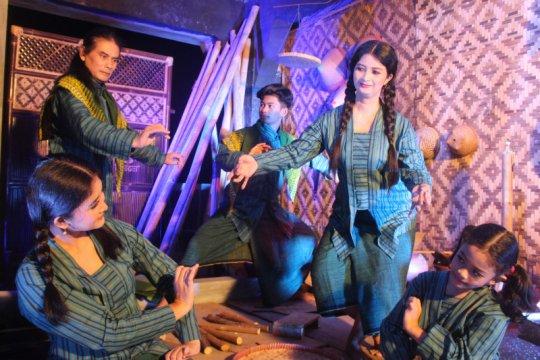 Seniman Semarang ajak masyarakat pererat silaturahim melalui tarian