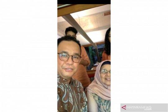 Kemarin, Lebaran hari pertama di Jakarta dan silaturahmi virtual