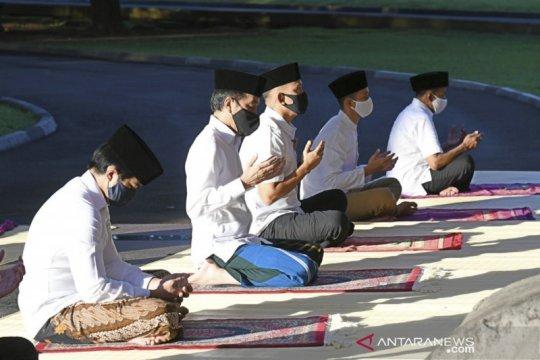 Presiden Jokowi dan keluarga akan Shalat Idul Adha di Bogor