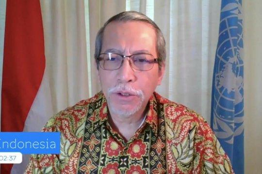 Indonesia di PBB serukan pentingnya stabilitas siber