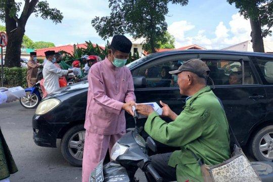 Wali Kota Batam antar makanan sebagai pengganti open house