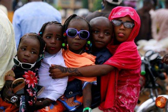 Kasus COVID-19 menurun, sekolah di Lagos Nigeria siap dibuka