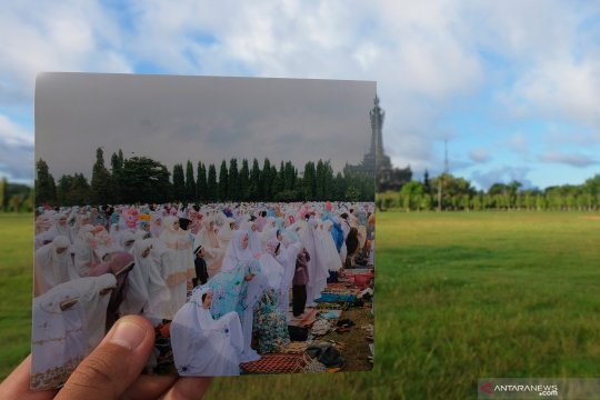 Pemda diminta sosialisasikan Panduan Pelaksanaan Salat Idul Fitri