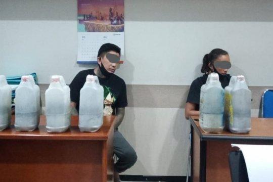Timsus Maleo ungkap peredaran ilegal merkuri