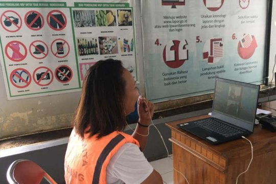 Remisi Lebaran diberikan buat 129 napi Lapas Wanita Semarang