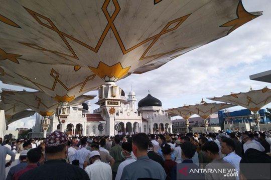 Saat pandemi, tingkatkan empati terhadap sesama, sebut khatib di Aceh