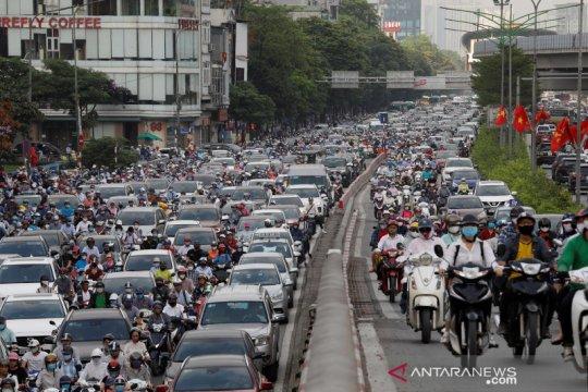 Vietnam tangguhkan penerbangan dari dan ke Danang karena corona