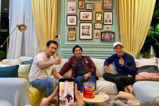 Gandeng Raffi Ahmad dan Baim Wong, Ketum HIPMI berbagi kiat bisnis