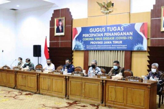 "PSBB di ""Surabaya Raya"" diperpanjang"