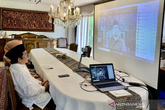 WNI di Swiss rayakan Idul Fitri secara  virtual