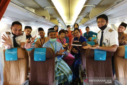 Garuda Indonesia di Malaysia tetap beri pelayanan saat Idul Fitri