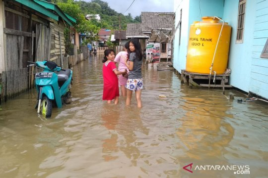 30.894 warga Samarinda terdampak banjir