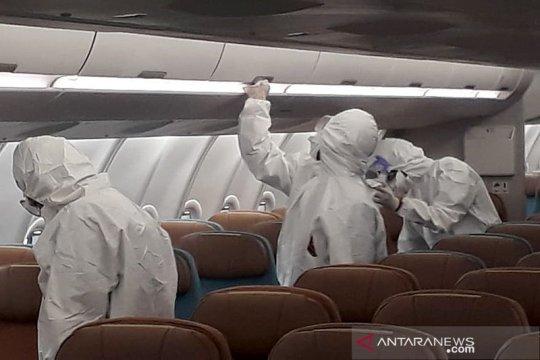 Normal baru, Garuda siapkan tes cepat COVID-19 untuk penumpang