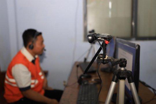 """Permintaan """"video call"""" LP Porong meningkat tajam saat Lebaran"""