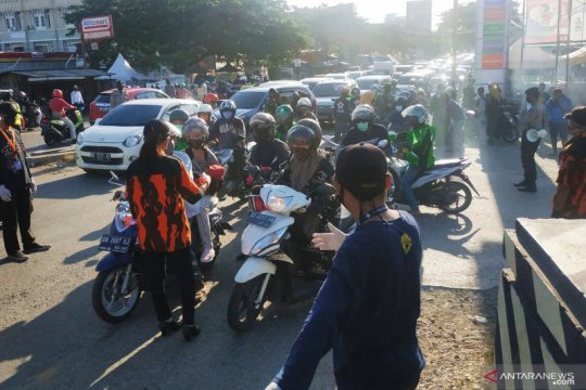 Pengamat nilai protokol kesehatan COVID-19 Makassar harus tegas