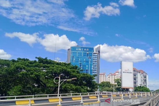 Kualitas udara Jakarta membaik saat Idul Fitri