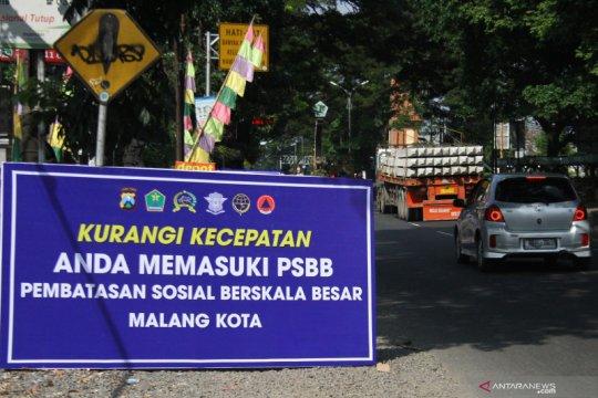 Jawa Timur serahkan pemutusan perkara penerapan kembali PSBB ke pemda