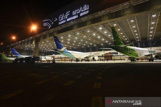 """70 persen pesawat """"grounded"""", Garuda lakukan pengecekan dan perawatan"""