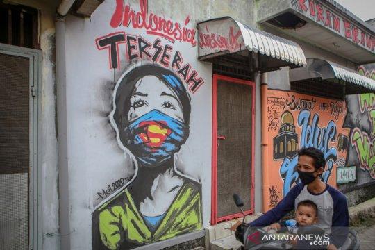 Mural Indonesia Terserah