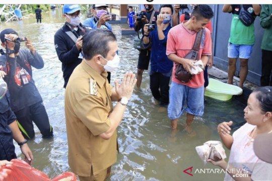 Pemprov Kaltim siapkan tempat penampungan untuk korban banjir