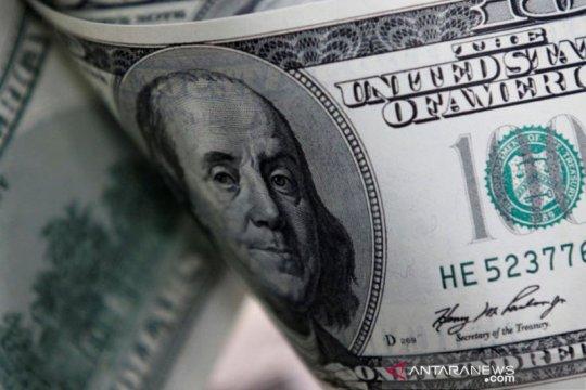 Dolar naik, tetapi catat penurunan bulanan terbesar dalam satu dekade