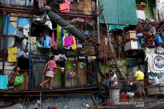 Filipina perbarui data COVID-19, yakni 539 kasus tambahan