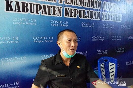 Sembilan warga Kabupaten Sangihe reaktif dari hasil rapid test