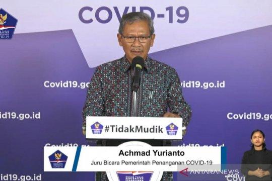 Jubir: Pasien COVID-19 sembuh bertambah 235 menjadi 5.877 orang
