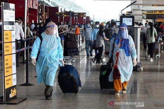 Penerbangan domestik di India beroperasi kembali