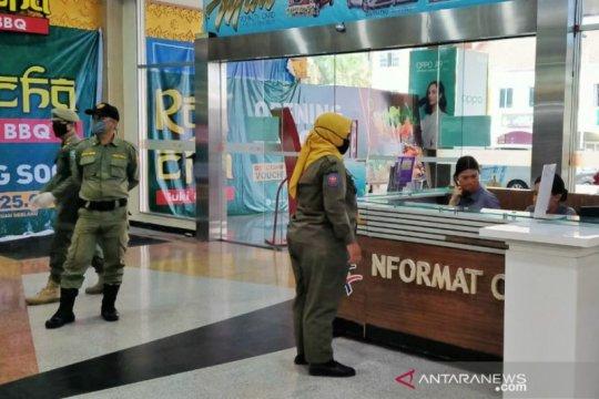 Nasib mal di Bandung ditentukan setelah evaluasi PSBB