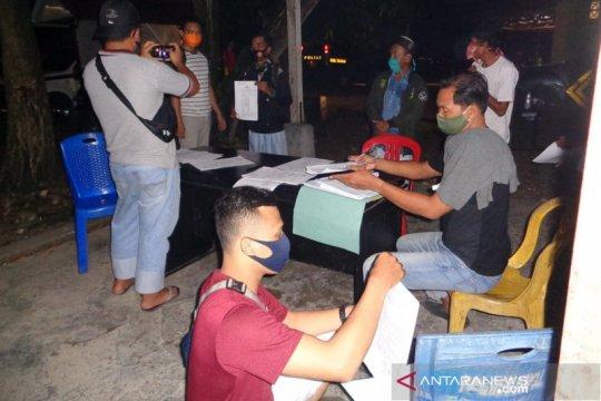 Polisi tetapkan 13 orang diduga pelaku kekerasan petugas PSBB di Buol