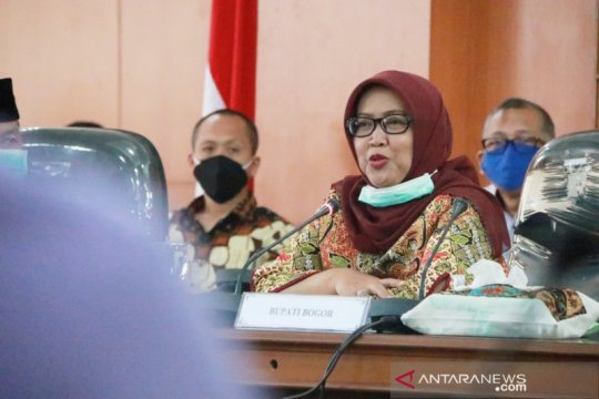 Pemkab Bogor memperpanjang PSBB sampai 29 Mei