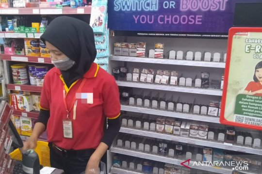 Pencuri bobol minimarket di Palmerah