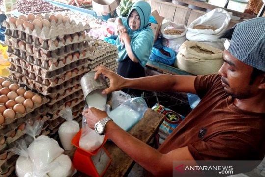 Harga sembako pasca lebaran di Aceh Barat bergerak naik