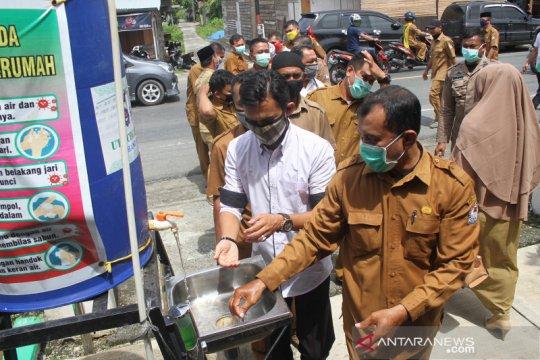 Pemkab Aceh Barat gelar Halal Bihalal di tengah pandemi