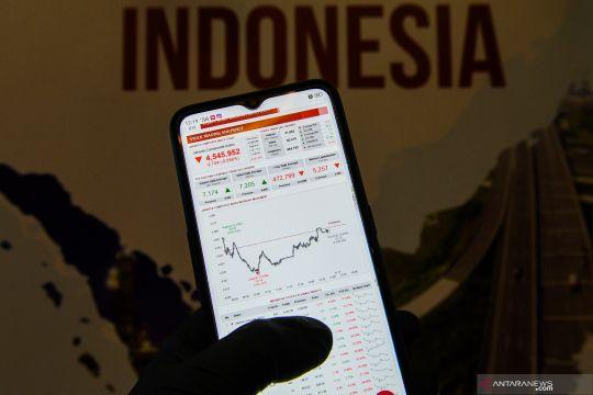 Realisasi buyback saham tanpa RUPS capai Rp1,57 triliun