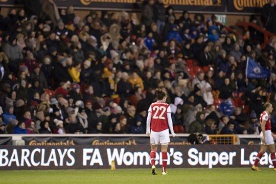 Pandemi COVID-19 ancam masa depan sepak bola putri Inggris